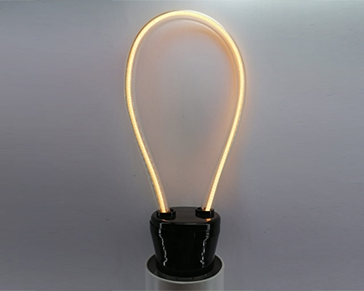6W Filament Amber E27 Led Ampul