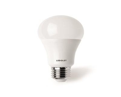 LEDOLET 9W 12VDC SOLAR LED AMPUL BEYAZ
